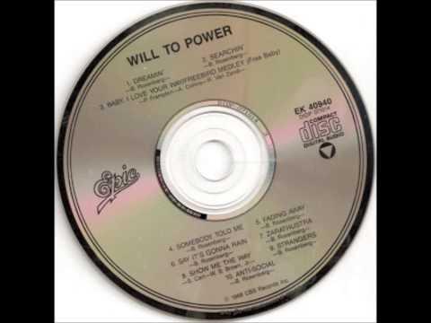 Will To Power  Say Its Gonna Rain Mixx It Remix