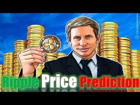 Ripple Price Prediction _  XRP (Not Bitcoin) Is Leading The Blockchain Revolution - Chris Larsen