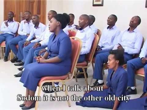 Ko wihebye, Anatujali and Sodoma by Tujyisiyoni DVD 5,3. Kigali - Rwanda