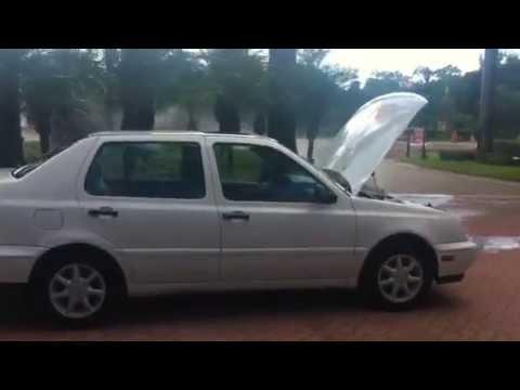 1997 VW JETTA AUTO 98K MILES ENGINE, INTERIOR, TEST DRIVE REVIEW