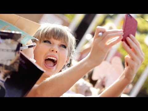 Taylor Swift Talks Rise of Social Media Fame & Selfies Over Autographs Mp3