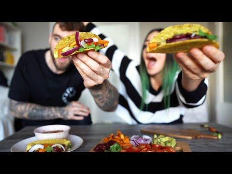 Vegane Tacos in unter 20 Minuten! 🌮