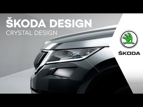 ŠKODA Crystal Design