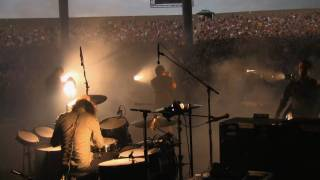 Nine Inch Nails - Piggy (Nothing Can Stop Me Now) - Backstage at the NIN JA Tour - 5.30.09