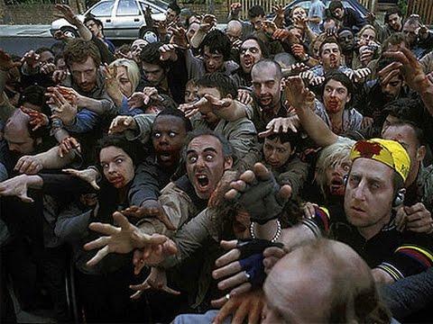 Geek Ed Episode 4- Zombie Contingency Plan