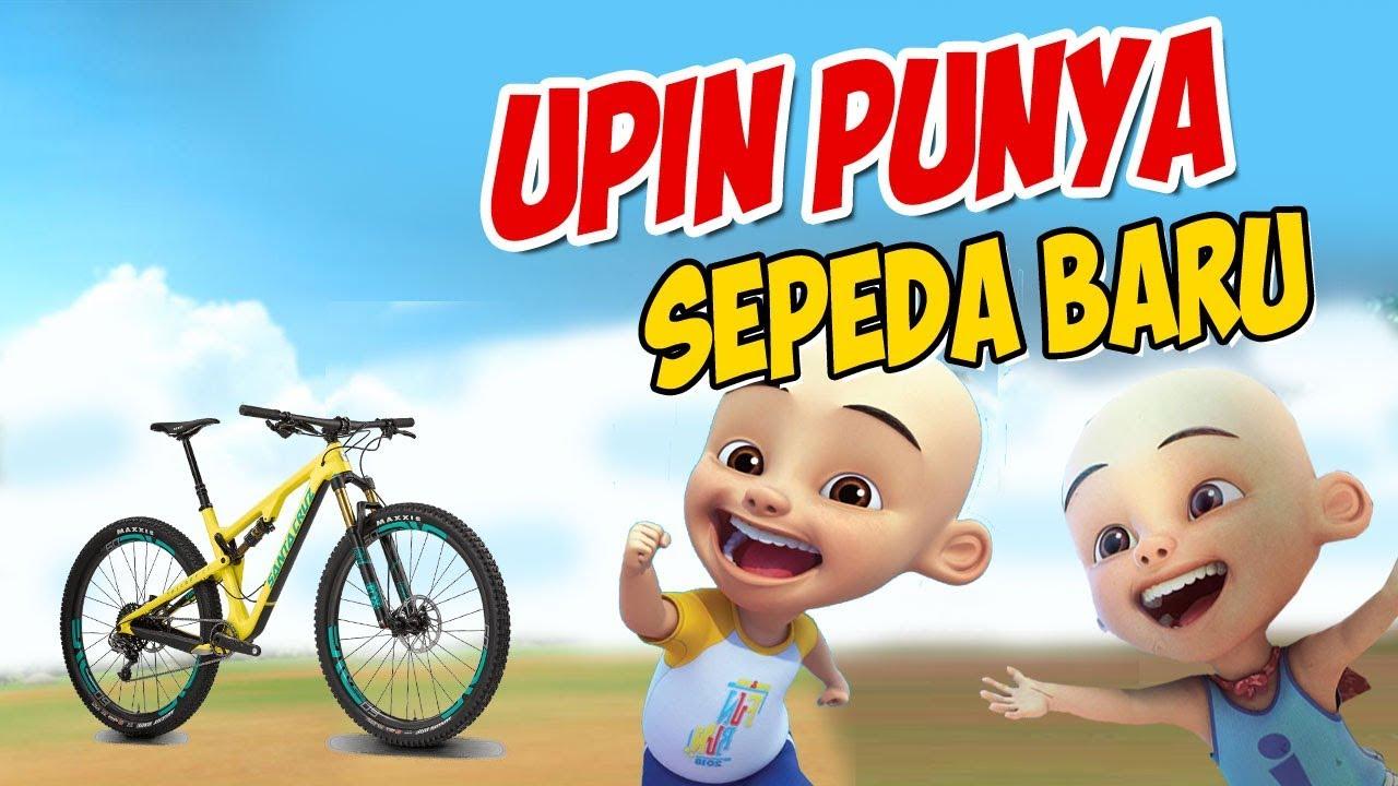 Upin Ipin Beli Sepeda Baru Ipin Senang Gta Lucu Youtube