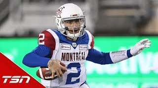 Manziel discusses his future in the CFL, reflects on his first season
