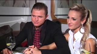 Дмитрий Тарасов и Ольга Бузова - о футболе и жизни