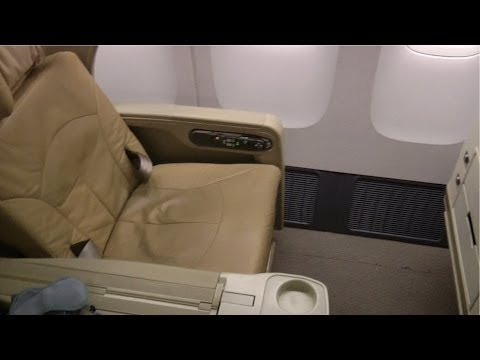 777-300 Business Class Singapore Airlines SQ211: Singapore to Sydney, Australia