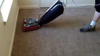 Sanitaire SC679J Overlapping, Multi-Direction, Deep Vacuuming...