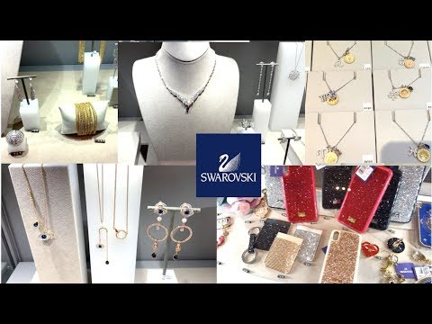 SWAROVSKI New In,Watches,Jewelries,Sets Accessories,Decorations,Gifts,Collection | Pearl Yao