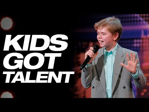 These Kids Will SURPRISE You With Their AGT Performances - America's Got Talent 2018