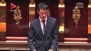 رئيس الوزراء يطالب البرلمان بتمديد حالة الطوارىء في فرنسا