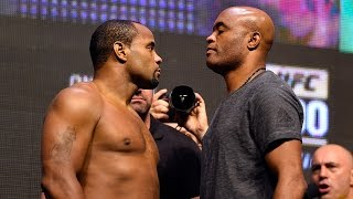 Daniel Cormier vs. Anderson Silva   Weigh-In   UFC 200