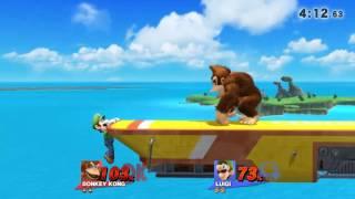 Donkey Kong (Video Game Character)