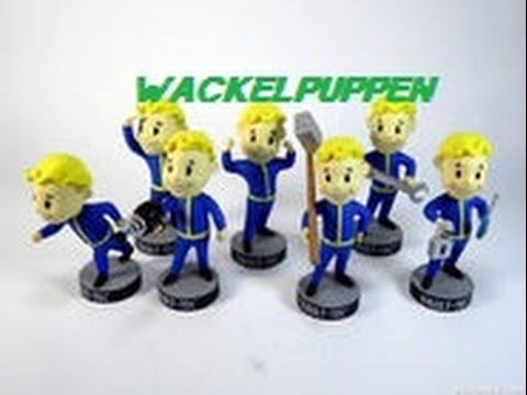 wackel puppen