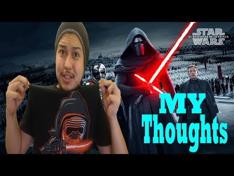 Star Wars The Force Awakens - My Thought's (No Spolier's)