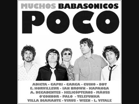 Babasonicos Mimosa