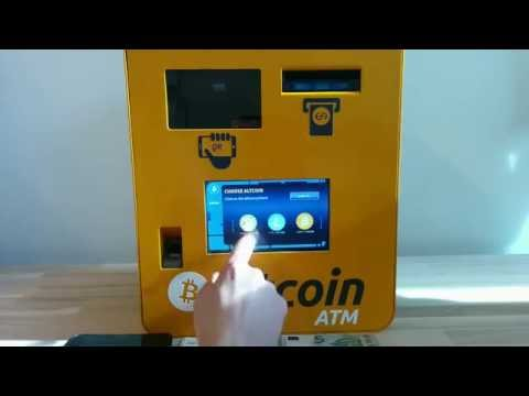 BATMOne and BATMTwo - Bitcoin ATM - Litecoin and Dogecoin support