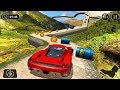 Impossible Hill Car Driving Game #Android GamePlay FHD #Car Games To Play #Download Car Games