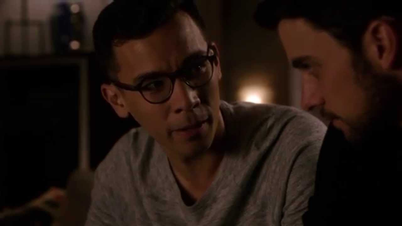 How To Get Away With Murder Scenes1 Connor & Oliver ϼ�coliver)  Youtube