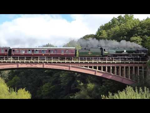 Severn Valley Railway & Victoria Bridge | Taw Valley