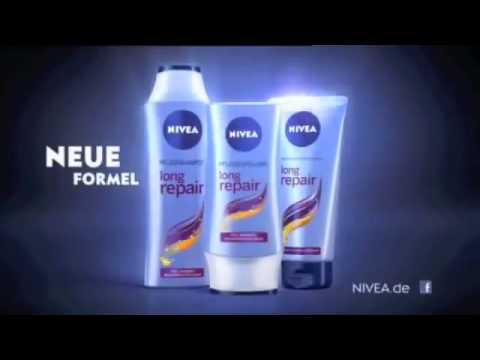tvsmiles werbung spot nivea longrepair shampoo gegen. Black Bedroom Furniture Sets. Home Design Ideas