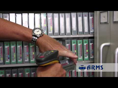 ARMS media vault video