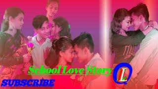 Le Gayi Le Gayi(Mujhko Hui Na Khabar) Romantic School Love Story -Dil To Pagal Hai l Bollywood Song।