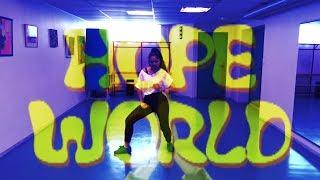 Baixar 'Hope World' - J-Hope Dance