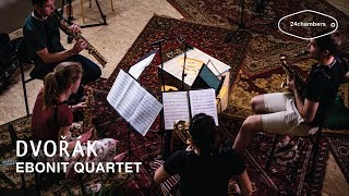 24chambers | Ebonit Quartet |  Dvořák | American Quartet op. 96 no.12