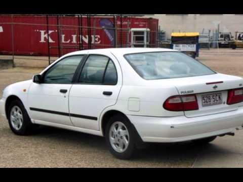 1998 nissan pulsar n15 s2 slx white 5 speed manual sedan youtube rh youtube com