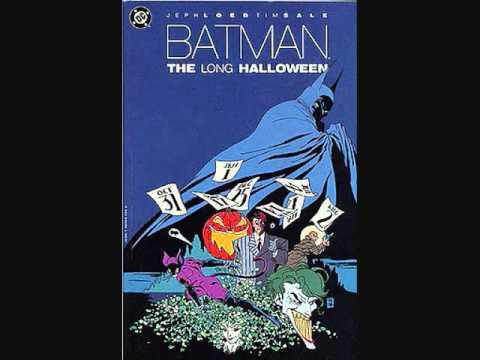 Batman: The Long Halloween review (Starring ShadesAtKnight)