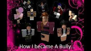 How I Became A Bully - Episode 1 - Missy Moo Roblox Animation