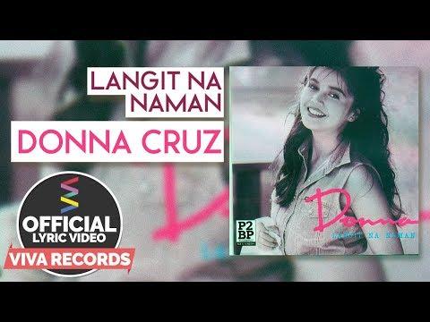 Donna Cruz — Langit Na Naman [Official Lyric Video]