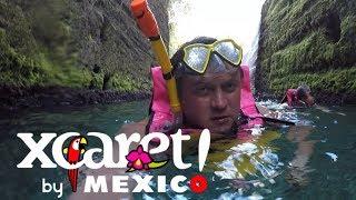 Xcaret Park Mexico ПУТЕШЕСТВИЕ ПО МЕКСИКЕ фильм 16