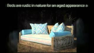 Pawleys Island Urban Porch Swing Bed