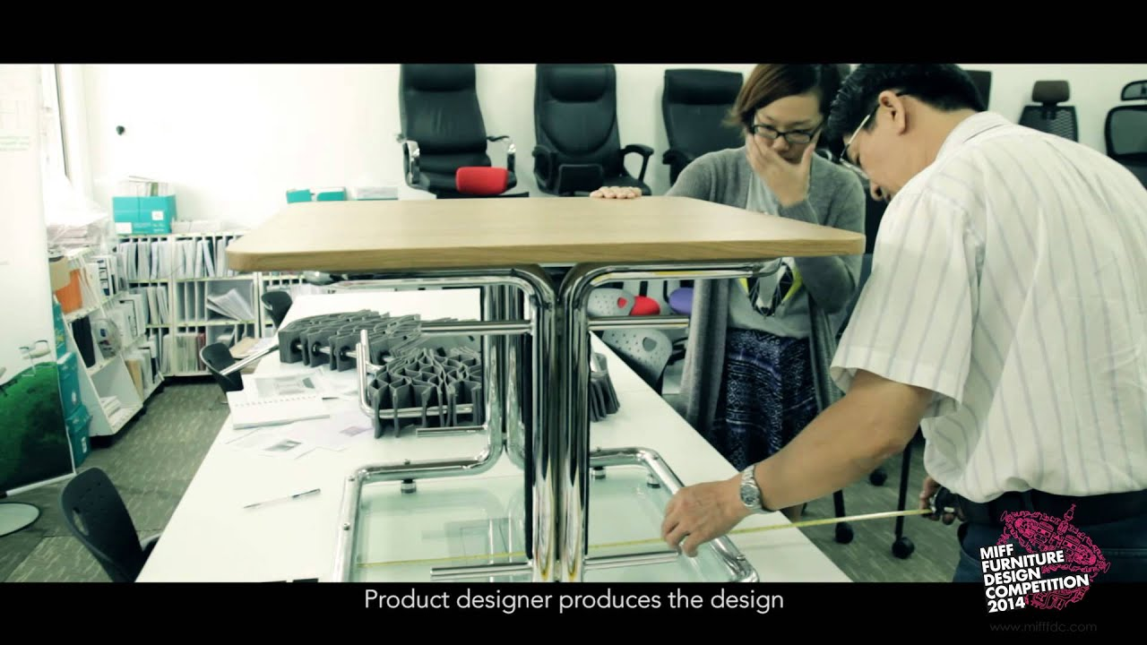 Miff Furniture Design Competition Fdc Youtube