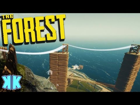 The Forest | ALMOST DONE! | Update 0.46 Gameplay | #36