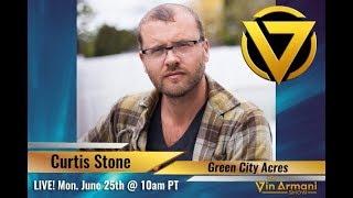 The Vin Armani Show (6/25/18) - Curtis Stone, The Urban Farmer