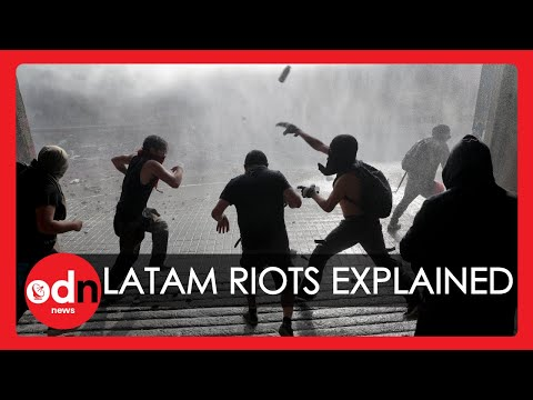 Latin America Protests: Riots in Chile, Colombia and Bolivia Explained