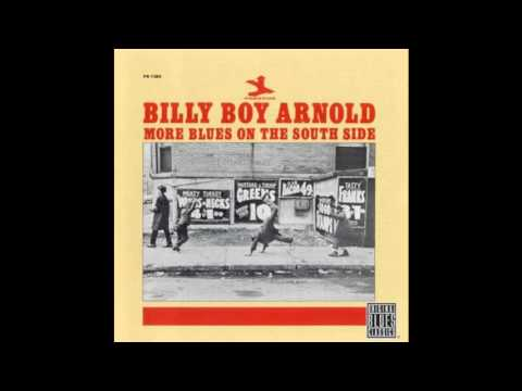 Billy Boy Arnold - 1963 - More Blues On The South Side