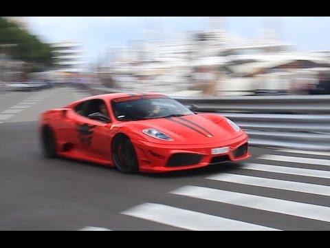 Ferrari 430 Scuderia w/ Straight Pipes : Best Sound in the World?