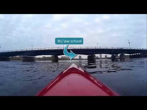 Navigating the Charles River Basin