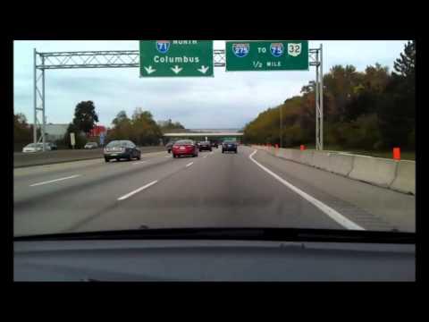 Ride Along: Cincinnati's Freeways and Parkways