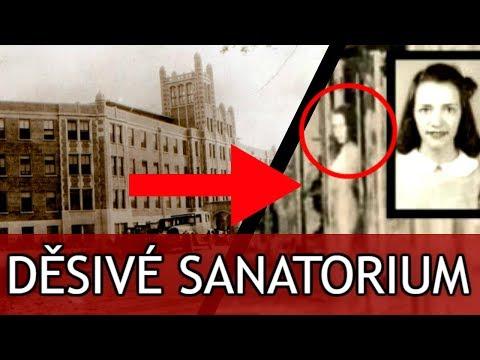 ZÁHADA: Sanatorium Waverly Hills 👻