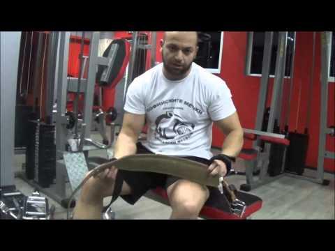 Тренировка за гръб с Иван и Румен — HealthStore
