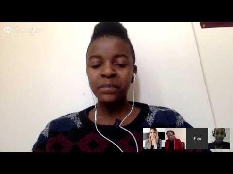 Lessons from Young Innovators Addressing Employment in Africa: Two-part Media Event