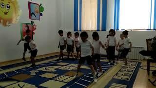 Урок физической культуры Подготовительной группы