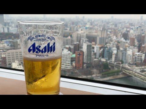 ASAHI HEADQUARTERS | SENSOJI TEMPLE | SHIODOME | TOKYO JAPAN Vlog #3